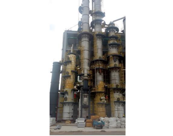重庆紫光化工宁夏蛋氨酸项目设备、管线、保温保冷